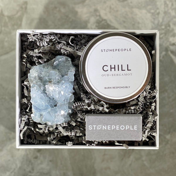 Silence: The Chill Ritual Kit