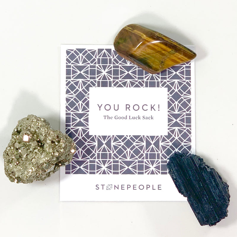 You ROCK: The Good Luck SACK