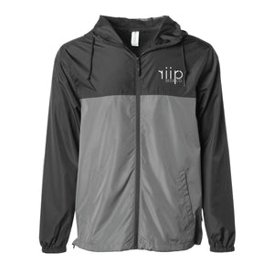 RIIP WINDBREAKER- METAL GREY
