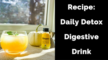 Recipe: Daily Detox Digest Drink