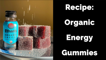 Recipe: Organic Energy Gummies