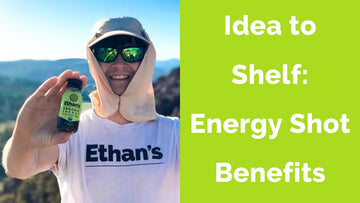 Idea to Shelf: Energy Shot Benefits
