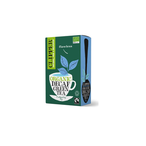 Clipper Decaf Green Tea EKO