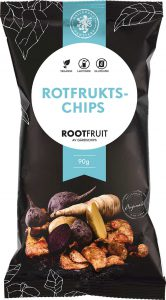 Rotfruktschips