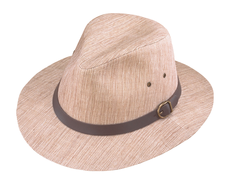 Natural Outdoor Safari Hat