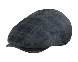 Henschel Wool Ivy Cap With Ear Flaps