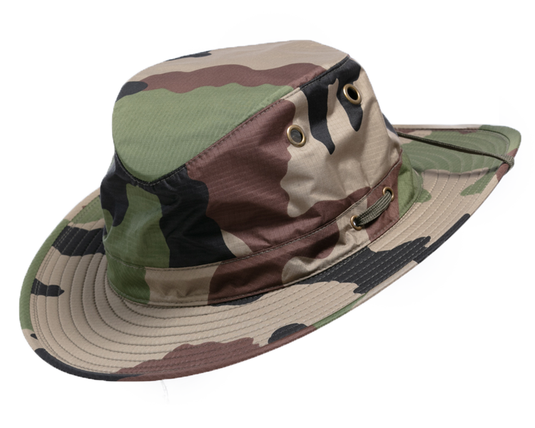 Henschel Camo Booney Hat