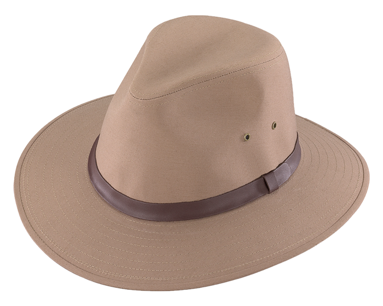 Henschel Waxed Cotton Safari Hat