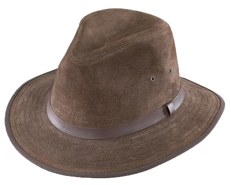 Henschel Outdoor Leather Hat