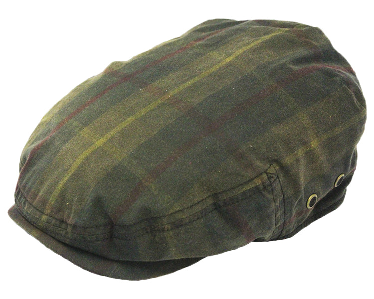 Henschel Waxed Cotton Ivy Cap