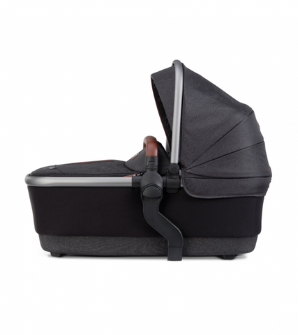 Silver Cross Wave Bassinet-Charcoal