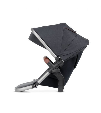 Silver Cross Wave Tandem Second Seat-Charcoal