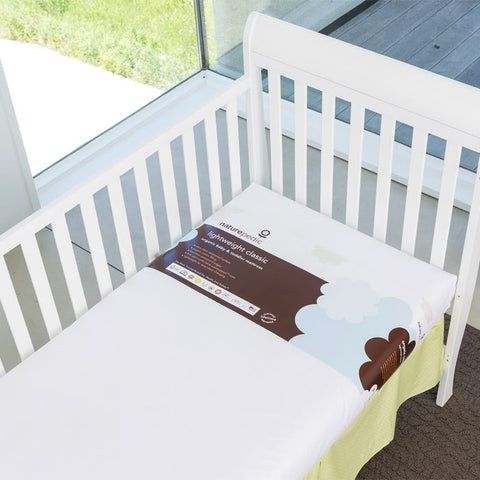 Naturepedic Organic Cotton Classic Seamless Baby Crib Mattress (MC32)