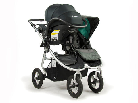 Bumbleride Indie Twin Maxi Cosi/ Cybex/ Nuna Car Seat Adapter- Single