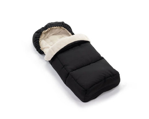 Bumbleride All Weather Footmuff - Matte Black
