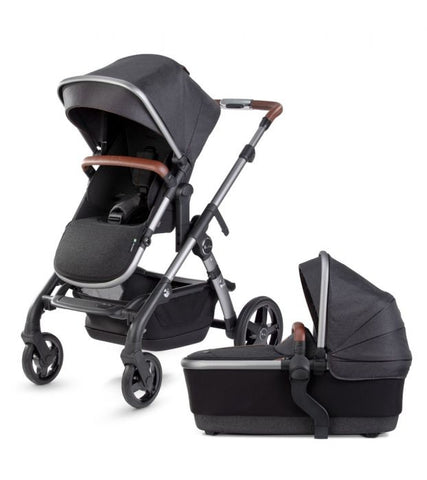 Silver Cross Wave 2021 Stroller - Charcoal