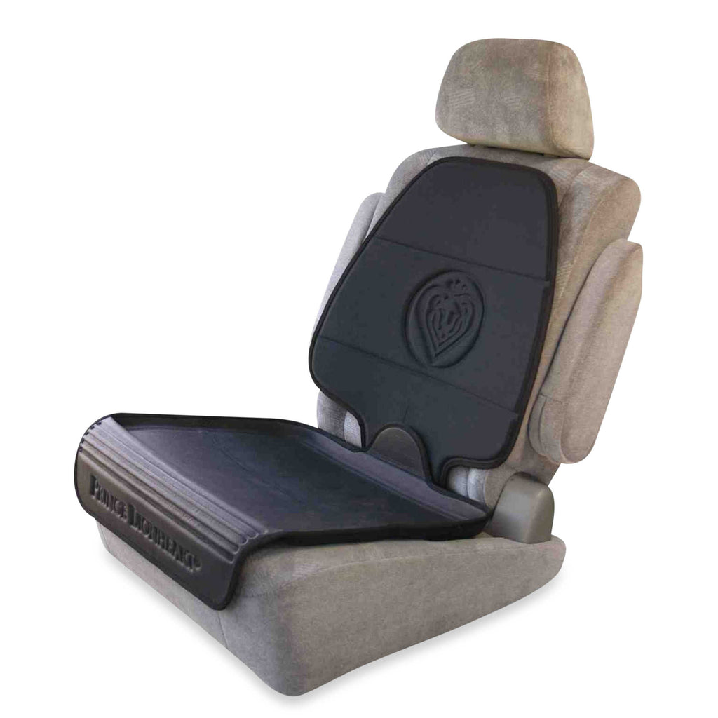 Prince Lionheart Two-Stage Seatsaver-Black