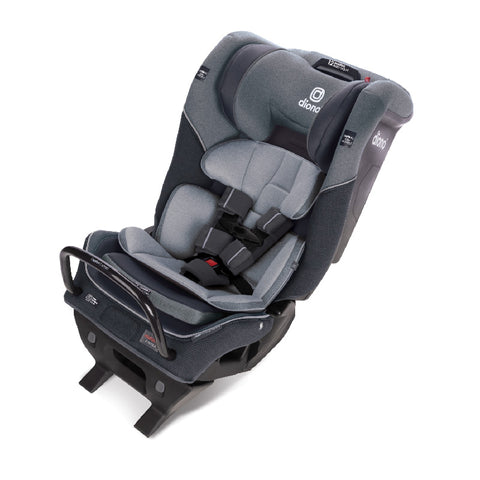 Diono Radian 3QX All-in-One Convertible Car Seat - Gray Slate