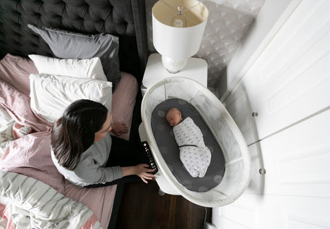 4Moms Sleep Bassinet