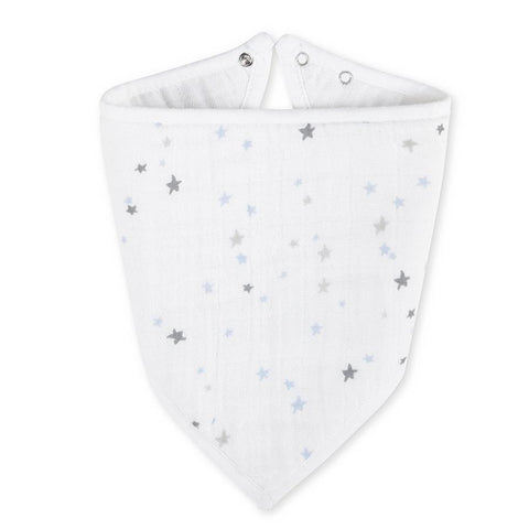 Aden and Anais Classic Bandana Bib-Night Sky - Traveling Tikes