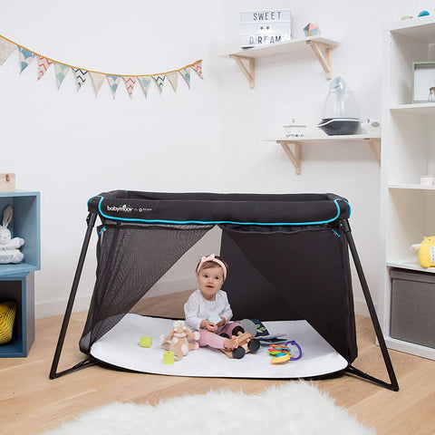 Babymoov Naos Travel Crib & Playard