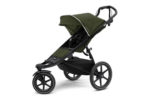 Thule Urban Glide 2 Single Stroller - Cypress Green