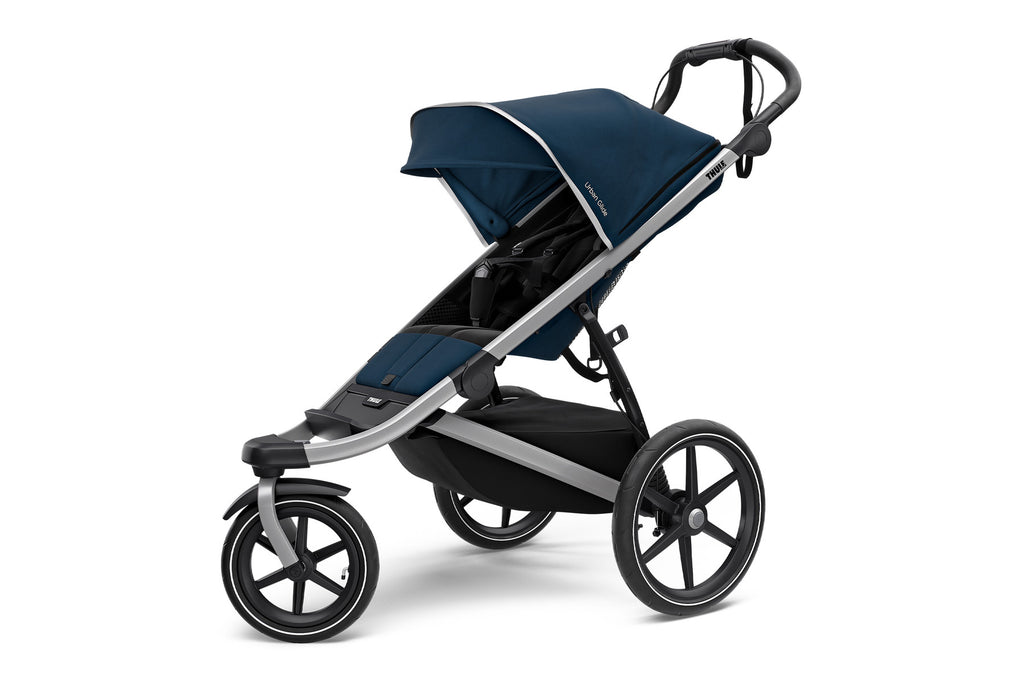 Thule Urban Glide 2 Single Stroller - Majolica Blue