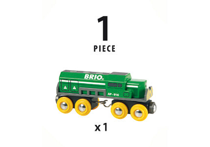 Brio Freight Locomotive