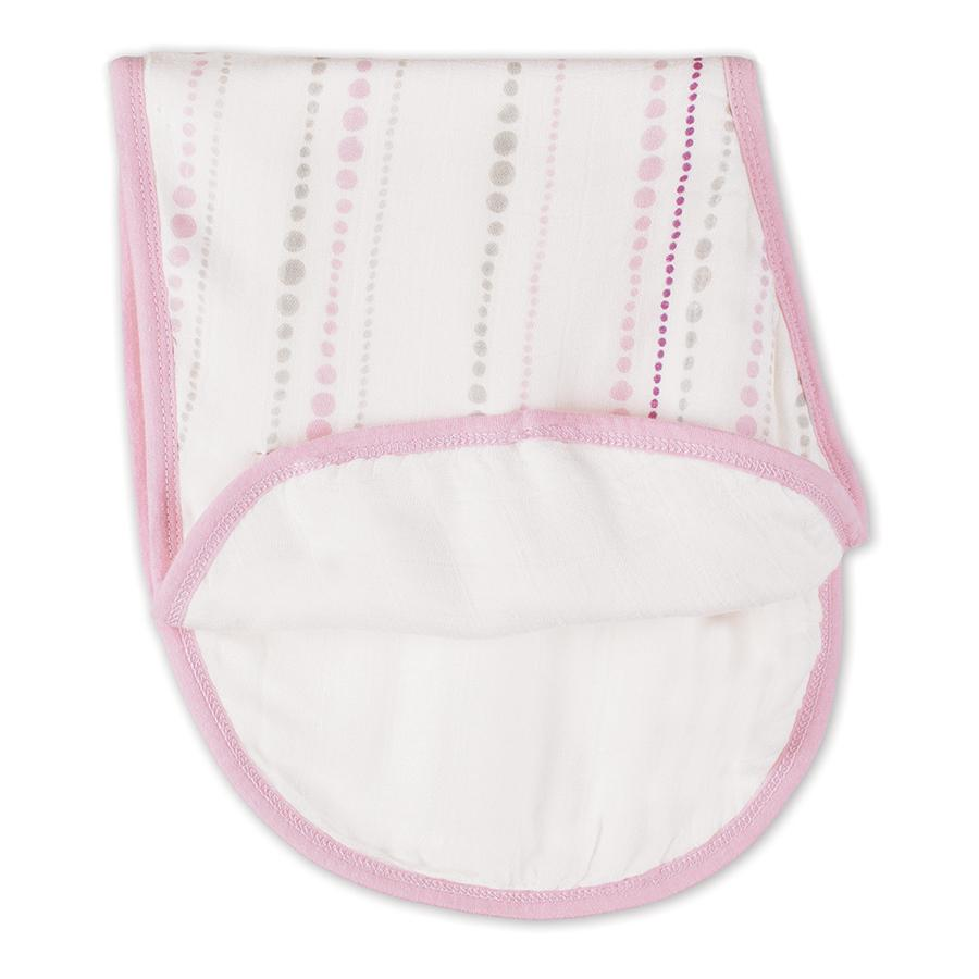 Aden and Anais Tranquility - Bead Bamboo Burpy Bibs - Traveling Tikes