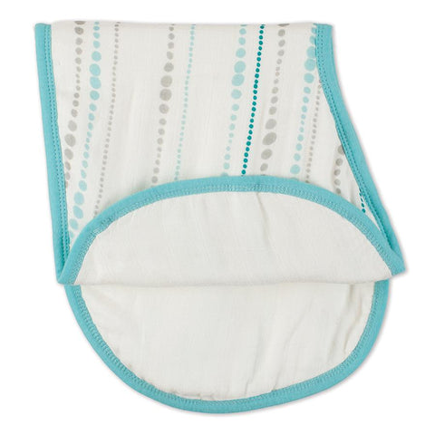 Aden and Anais Azure - Bead Bamboo Burpy Bibs - Traveling Tikes