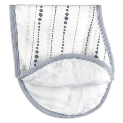 Aden and Anais Moonlight- Bead Bamboo Burpy Bibs - Traveling Tikes