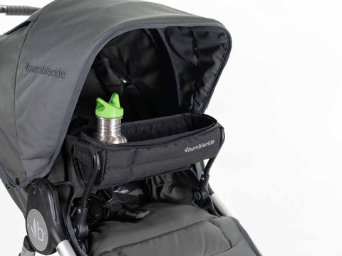 Bumbleride 2020 Indie/Speed Snack Pack-Matte Black