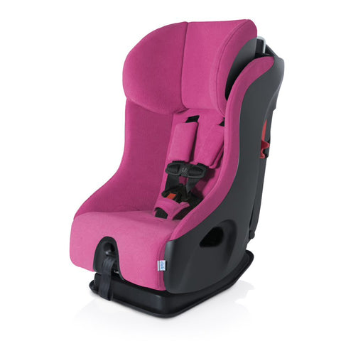 Clek Fllo 2020/2021 Convertible Car Seat with Anti-Rebound Bar - C-Zero Flamingo