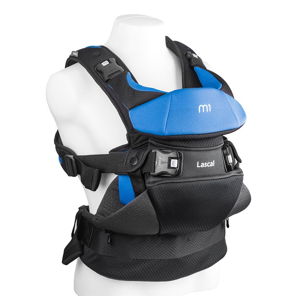 Lascal M1 Baby Carrier - Blue