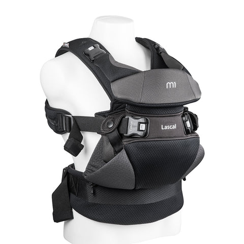 Lascal M1 Baby Carrier - Grey