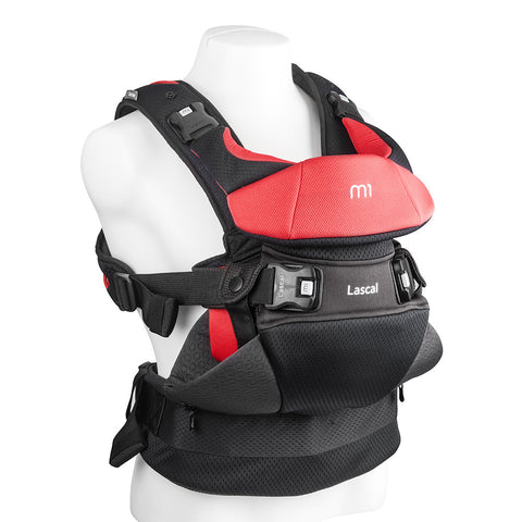 Lascal M1 Baby Carrier - Red