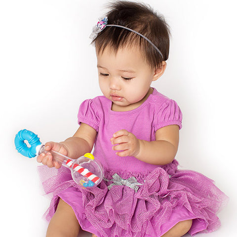Smart Noggin NogginSeek™ Peek & Seek Rattle