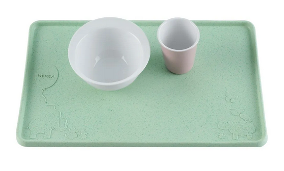 Hevea Placemat Upcycled - Mint