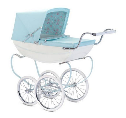 Silver Cross Doll Stroller - Sweet Pea