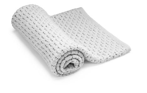 Stokke Blanket Merino Wool - Light Grey