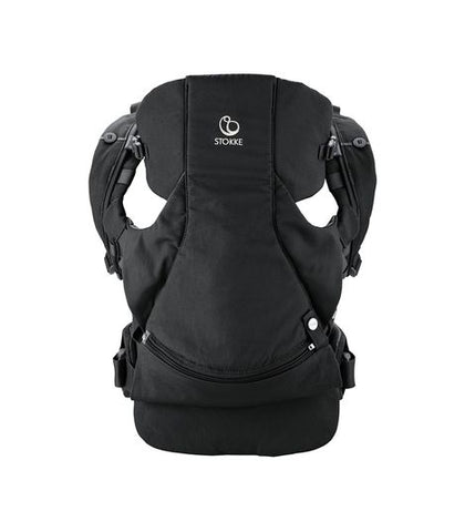Stokke MyCarrier Front & Back Infant Carrier - Black