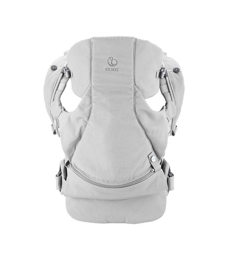 Stokke MyCarrier Front & Back Infant Carrier - Grey