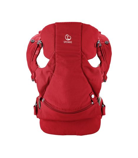 Stokke MyCarrier Front & Back Infant Carrier - Red