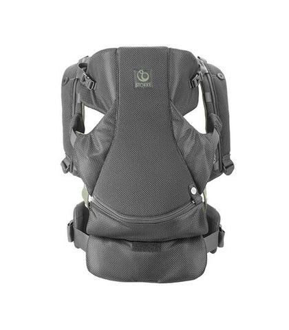 Stokke MyCarrier Front & Back Infant Carrier - Green Mesh