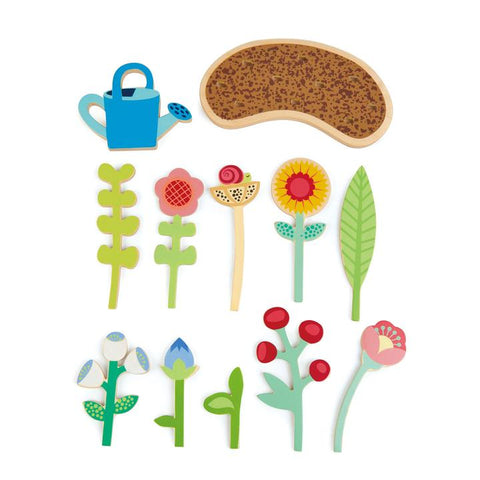 Tender Leaf Toys Flower Bed