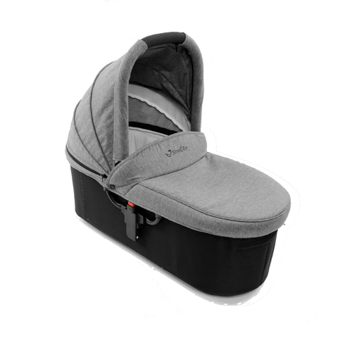 StrollAir TWIN WAY Bassinet- Denim Slate