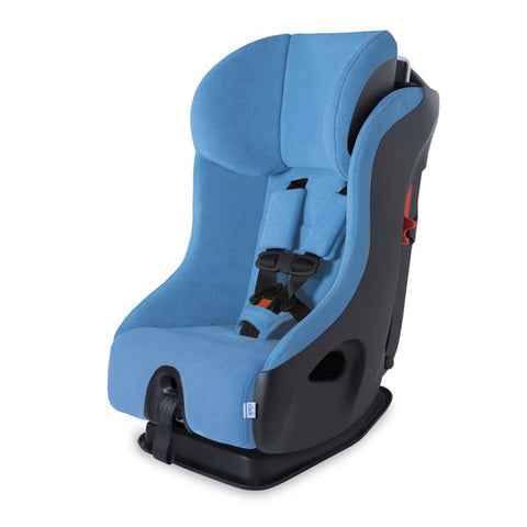 Clek Fllo 2020/2021 Convertible Car Seat with Anti-Rebound Bar - Ten Year Blue (C-Zero Plus)