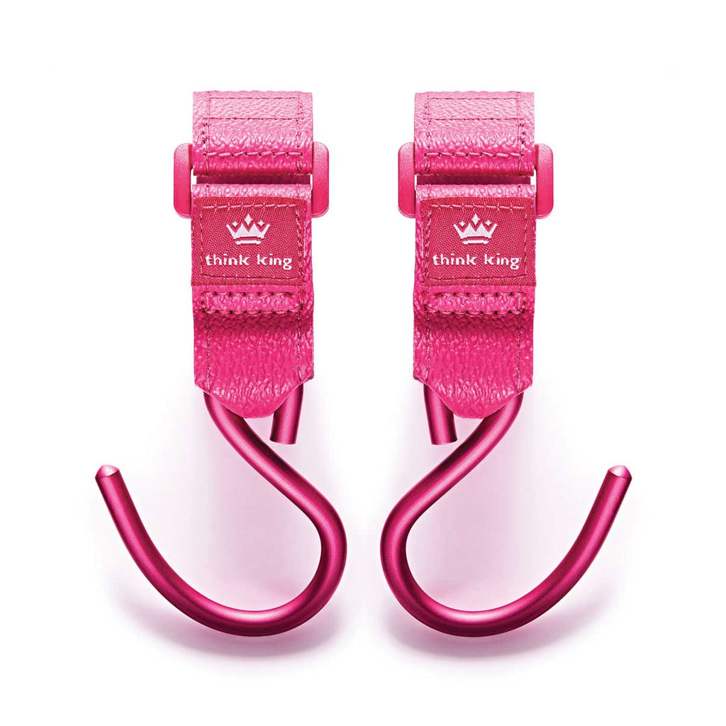 Think King Mighty Buggy Hook - Pink