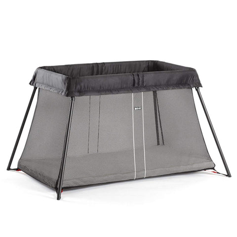 Baby Bjorn Travel Crib Light - Black - Traveling Tikes
