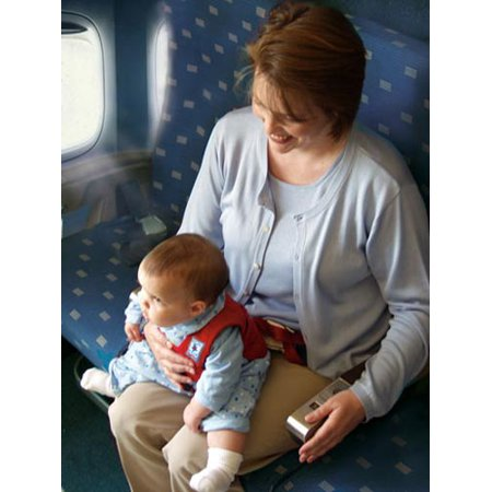 Baby B'Air Flight Safety Vest-Toddler - Traveling Tikes